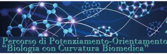 """Attivazione percorso nazionale """"Biologia con curvatura biomedica"""""""