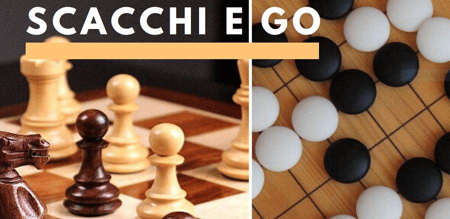 Club Slava : Scacchi e Go